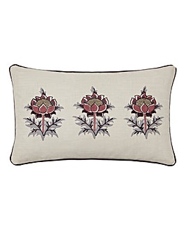 M&CO Blackthorn Damson Cushion