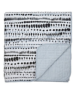 DKNY Dot Geo Throw