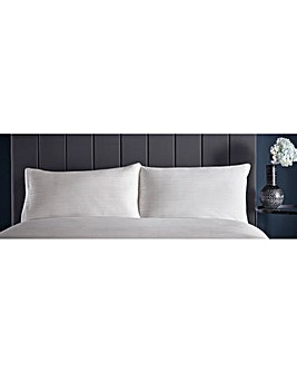 Karen Millen Cotton Pleat Pillowcases