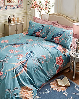Joe Browns Exotic Floral Duvet Cover Set