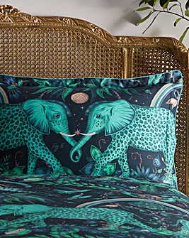 Emma J Shipley Zambezi Oxford Pillowcase