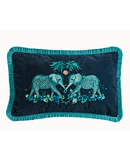 Emma J Shipley Zambezi Boudoir Cushion