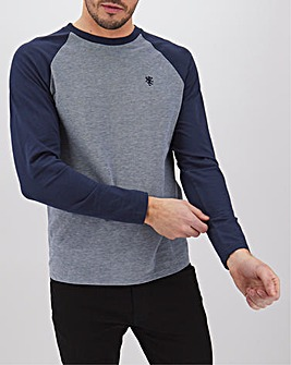 Long Sleeve Birdseye Raglan T-Shirt