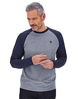 Long Sleeve Birdseye Raglan T-Shirt