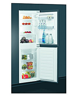 Indesit 55cm Integrated Fridge Freezer