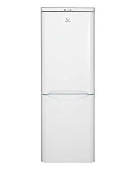 Indesit IBD5515W 55cm Fridge Freezer - White