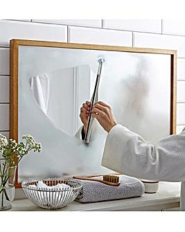 Suction Mirror Wiper