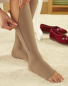 Easy On Support Stockings 2 Pack