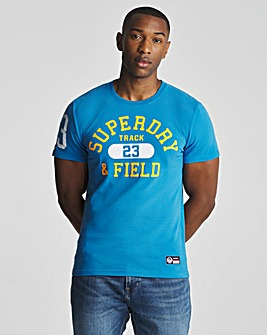 Superdry Track & Field Graphic T-Shirt