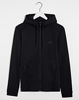 BOSS Black Classic Zip Through Hoodie