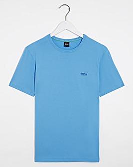 BOSS Bright Blue Short Sleeve Classic Logo T-Shirt