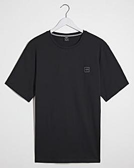 BOSS Black Relaxed Fit Short Sleeve Box Logo T-Shirt