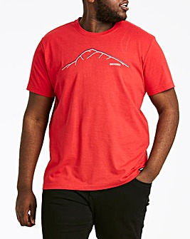 Snowdonia Cinderline T-Shirt Long