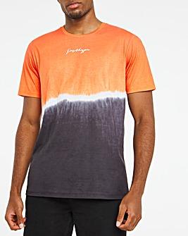 Hype Split Tie Dye T-Shirt