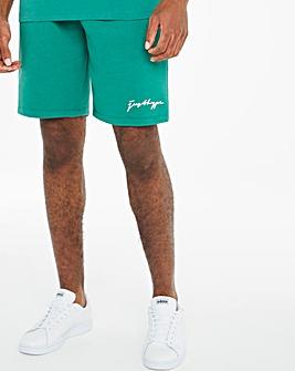 Hype Green Shorts