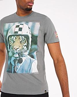 Joe Browns Tiger Rider T-Shirt Long