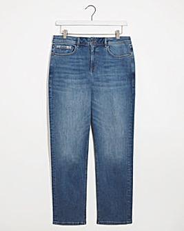 Joe Browns Light Wash Straight Fit Jean