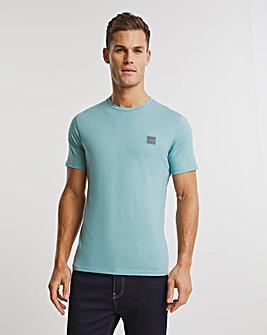 BOSS Aqua Short Sleeve Box Logo T-Shirt