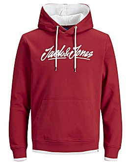 Jack & Jones Tango Red Legend Sweatshirt