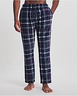 Joe Browns Navy Grey Check Lounge Pant