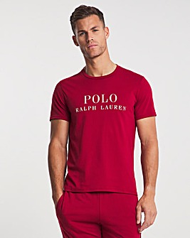 Polo Ralph Lauren Logo Lounge T-Shirt