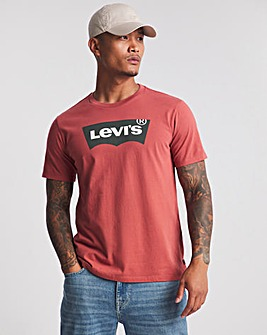 Levi's Marsala Short Sleeve Batwing T-Shirt