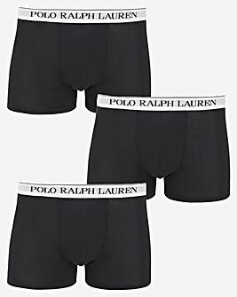 Polo Ralph Lauren 3 Pack Waistband Trunks