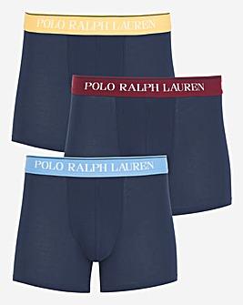 Polo Ralph Lauren 3 Pack Waistband Boxers