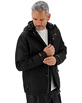 Snowdonia Waterproof Luxe 3 in 1 Jacket