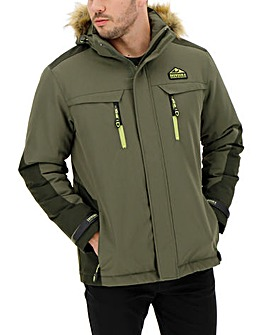 Snowdonia Lightly Wadded Jacket