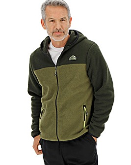 Snowdonia Heavy Fleece Jacket