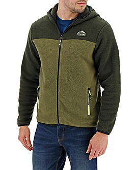 Snowdonia Heavy Fleece Jacket