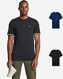 Voi Storm 2 Pack T-Shirt Long