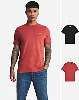 Joe Browns 2 Pack T-Shirt