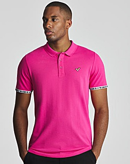 Voi Pink Storm Polo Long