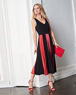 Together Colour Block Dress