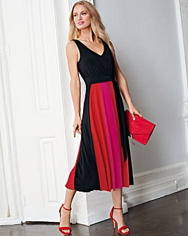 Together Colour Block Dress