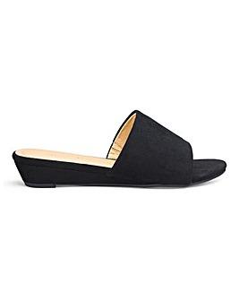 43e31f9ee Black | Wedge | Footwear | Fashion World
