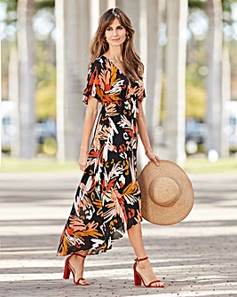 Together Print Maxi