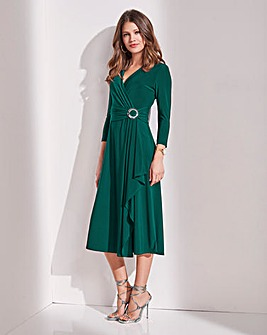 Together Wrap Dress