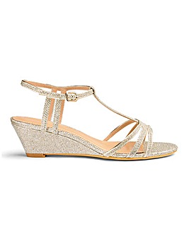 542e7d13b Gold | Sandals | Footwear | Marisota