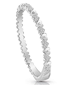 Guess Heart Bouquet Magnetic Bangle
