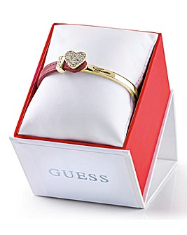 Guess Colour Chic Heart Bracelet