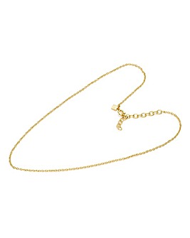 Mya Bay Gold-tone Fine Chain