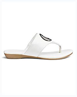 Toe Post Sandals EEE Fit