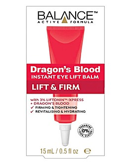 Balance Dragons Blood Lift and Firm Instant Lift Eye Balm