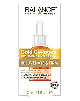 Balance Gold Collagen Rejuvenating Serum