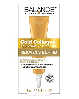 Balance Gold Collagen Rejuvenating Eye Serum
