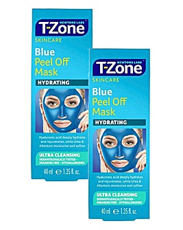 T-Zone Blue Hydrating Peel Off Mask Duo