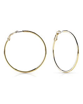 Guess Hoops I Did It Again Earrings